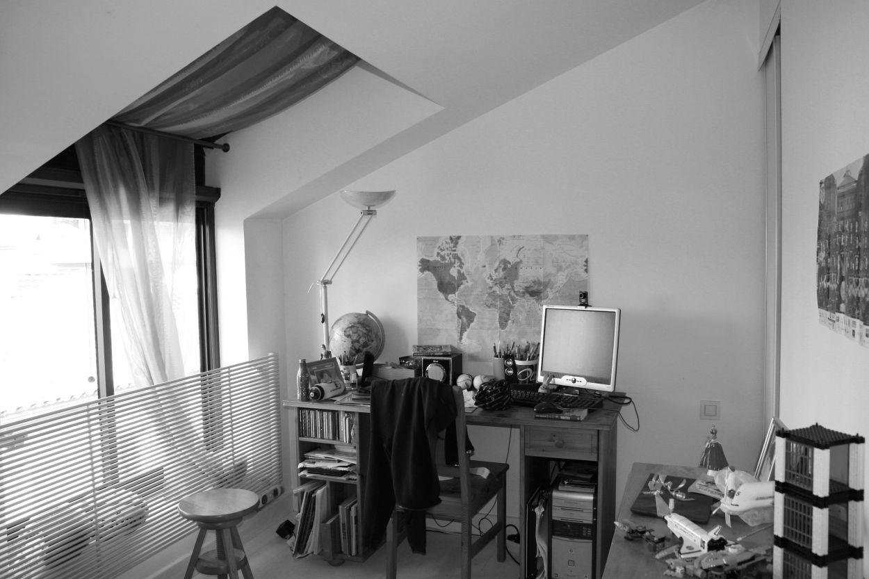 Architecture d 39 int rieur prax architectes toulouse for Architecte interieur toulouse